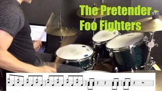 The Pretender Drum Tutorial - Foo Fighters