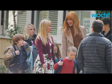 Nicole Kidman and Reese Witherspoon in New Show 'Big Little Lies'
