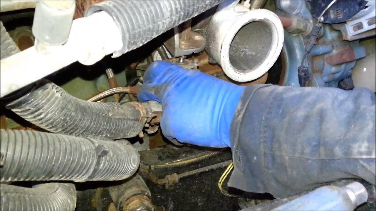 2013 Kenworth Wiring Schematic Detroit Diesel Engine Turbo Actuator Valve Damaged Need
