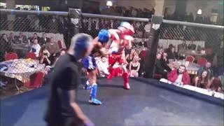 White Collar Thai Birmingham Fight 5, 26 11 16 1