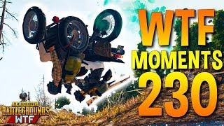 PUBG Daily Funny WTF Moments Highlights Ep 230 (playerunknown