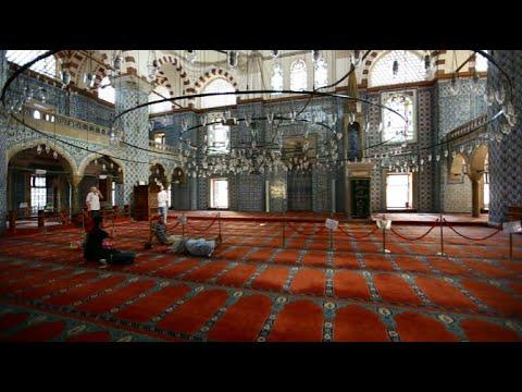 JALAN JALAN! Masjid Rustem Pasha Turki Sebagai Lambang Cinta