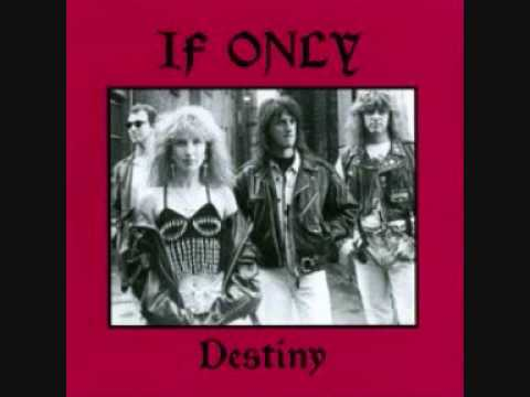 If Only - Rock And A Hard Place