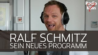 Schmitzeljagd - Ralf Schmitz stellt sein neues Programm vor