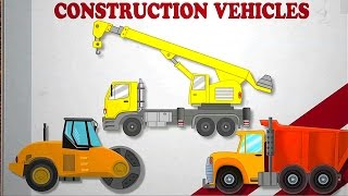 Download Trucks & Equipment | Construction Vehicles | Kids Vehicles Mp3 and Videos