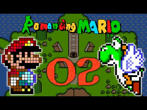 Romancing Mario #02 [Coop - KSM]