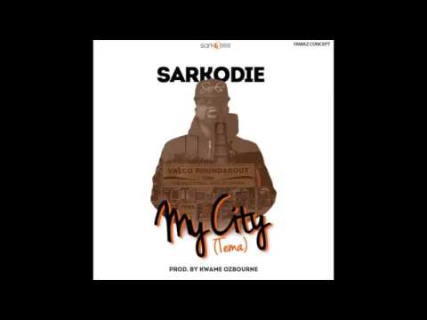 Sarkodie - Tema [My City] (Audio Slide)
