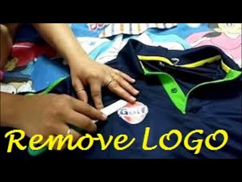 How To Remove Rubber Print from T-Shirt at Home || टी-शर्ट स