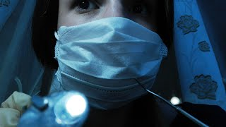 ASMR Dentist Role Play With Anesthesia & Stomatologist Exam RP (Soft Spoken)
