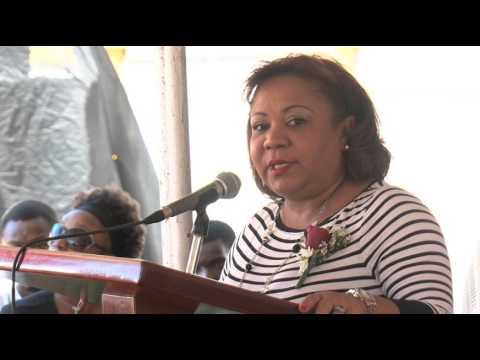 B-Roll for media - St Michel Hospital in Jacmel, Haiti