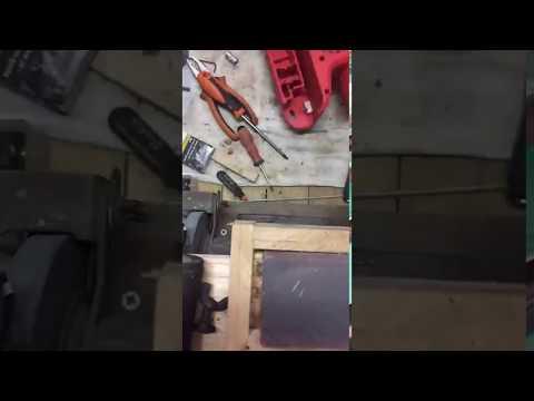 Time Lapse Rescue Maxmat Belt Sander