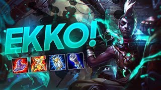 Shiphtur | WHEN I PICK EKKO... THEY KNOW WHAT'S UP!!