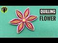 Quilling Flower  - DIY | Handmade | Tutorial - 787
