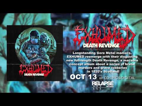EXHUMED  Defenders of the Grave  Audio