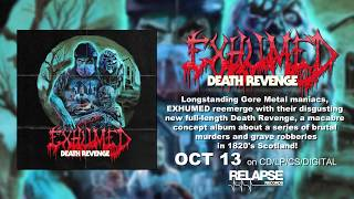 """EXHUMED – """"Defenders of the Grave"""" (Official Audio)"""