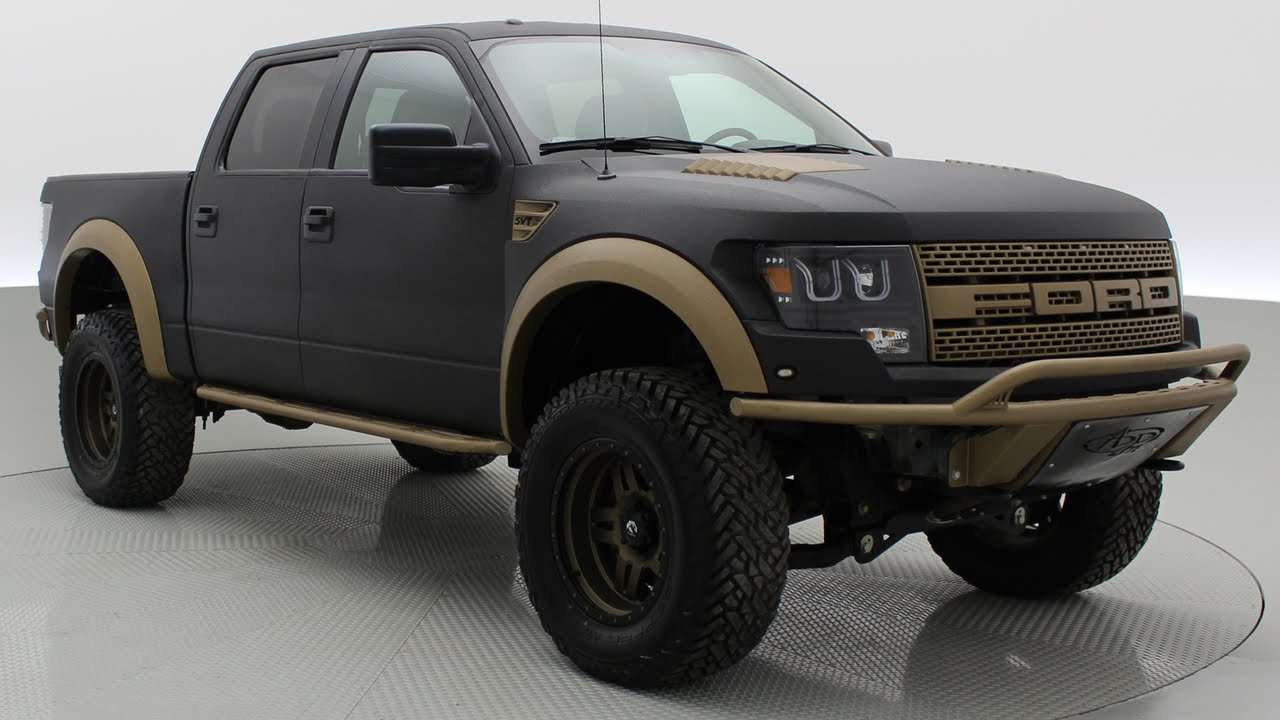Lifted 2014 Ford F 150