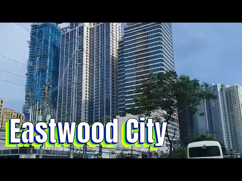 UERM Aurora Blvd to Eastwood, Quezon City ◈ City Tour