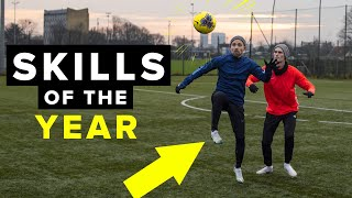 LEARN THE BEST FOOTBALL SKILLS OF 2019 | Top 5