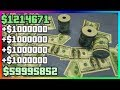 TOP *FOUR* Best Ways To Make MONEY In GTA 5 Online   NEW Solo Easy Unlimited Money Guide/Method 1.43