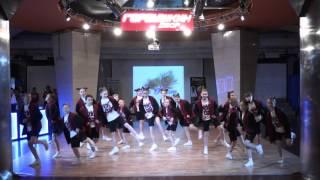 "Dance studio ""Amfiks"" , группа ""Fox kids"". 8-12 лет Руководитель Александр Терехов"