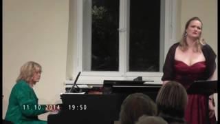 Brahms, Mädchenlied op.107,5