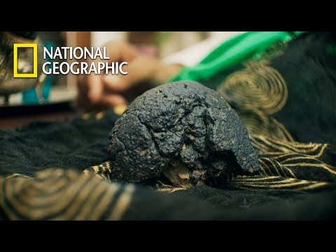 The Meteor that can be the Materials of Earth|National Geographic