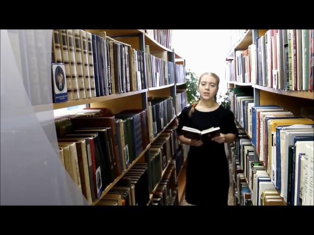 Изображение предпросмотра прочтения – ЮлияБельтюкова читает произведение «Незнакомка» А.А.Блока