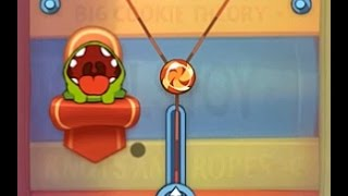 CUT THE ROPE - EXPERIMENTS | LEVEL 1 - GETTING STARTED