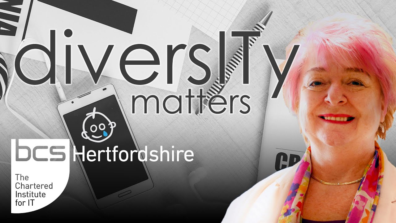 Diversity in IT – why it matters Graphic