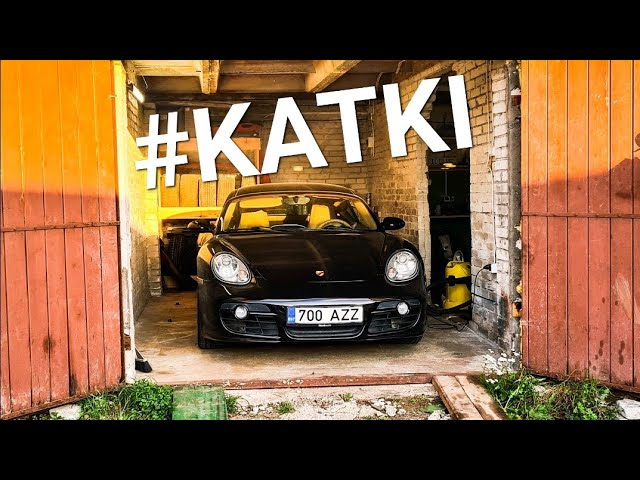 PORSCHE 3000km Update #Katki