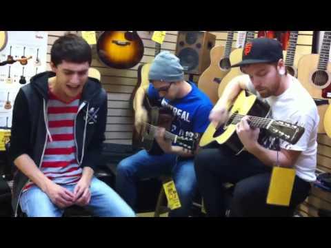 While Paris Sleeps at Steve's Music Store Montréal