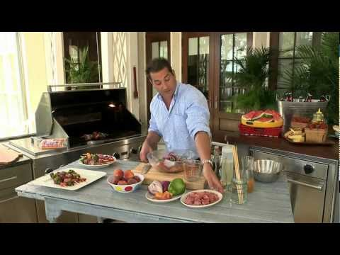 Summer Grilling with Celebrity Chef Bobby Deen