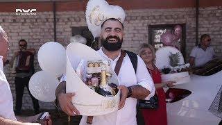 Свадьба Армена и Наиры Արմենի և Նաիռայի հարսանիքը