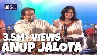 Bhajan Samrat Anup Jalota | Jag Mein Sundar Hain Do Naam | Idea Jalsa - Surat