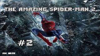 Новый Человек-паук. Высокое напряжение - Linkin Park [High Voltage (Two Steps Forward Remix)]