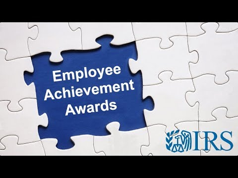 Employee Achievement Awards