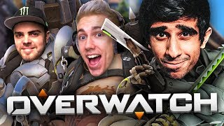 THE DREAM TEAM?! - OVERWATCH 3v3 ELIMINATION thumbnail