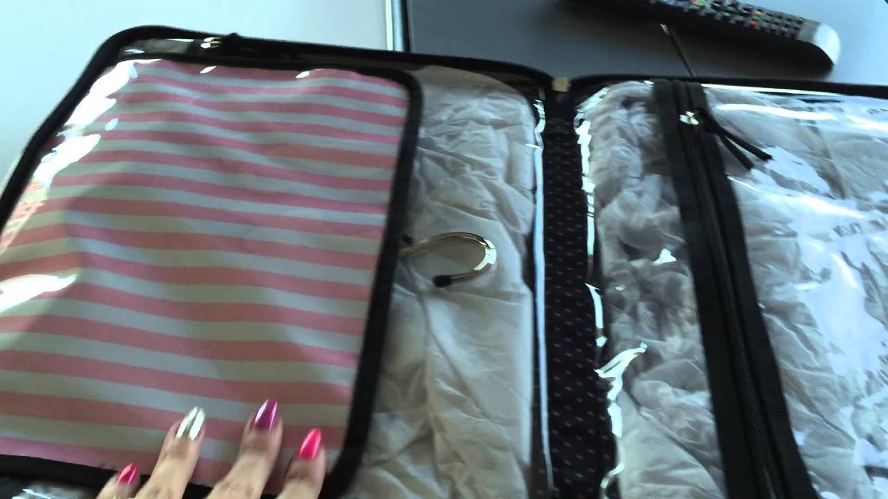 My new victoria 39 s secret large hanging travel case i will for My secret case srl