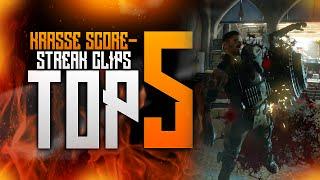 Black Ops 3 - Top 5 KRASSE SCORESTREAK CLIPS! | TwoEpicBuddies
