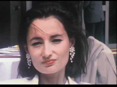 Evelyne Bouix by Gérard Courant - Cinématon #525 - YouTube