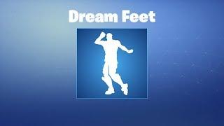 Dream Feet (3 new Skins) | Leak | Fortnite Emote