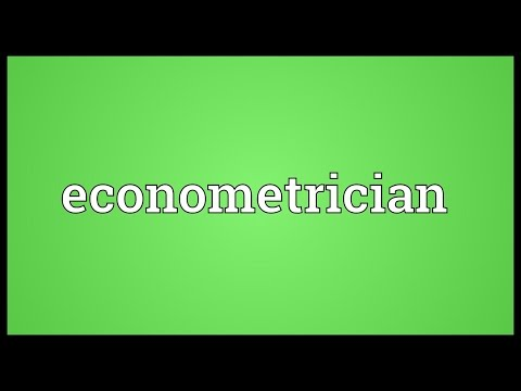 Header of econometrician