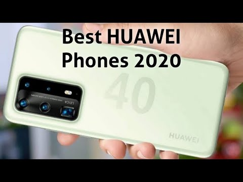 Top 5 Newly Launched HUAWEI Phones For 2020