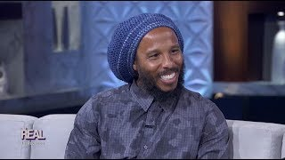 Ziggy Marley opens up about his father, family, and how his music h...