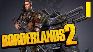 Borderlands 2 Cooperativo con IonfeatJP [PS3] | Episodio 1 - El Comienzo