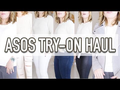 ASOS TRY-ON HAUL | PETITE & CURVY