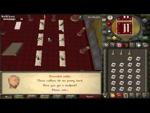 How to get to Zeah, get 100% Shayzien Favour, and get T5 Shayzien Armour the absolute FASTEST way