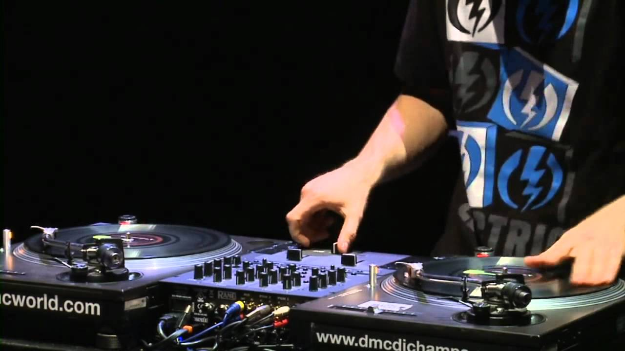 DJ Vajra (USA) - 2011 DMC World Championship Performance