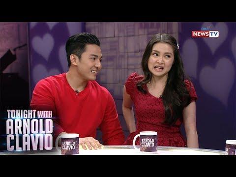 Tonight with Arnold Clavio: Paano nagsimula ang #JakBie love story?