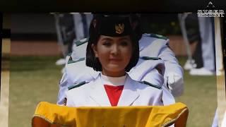 Download Video 10 Wanita Cantik Pembawa Baki Bendera Pusaka Indonesia Dari Tahun 2008 - 2017 MP3 3GP MP4